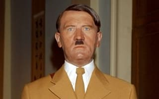 Madame Tussauds in Hitler row as tourists do Nazi salute at waxwork