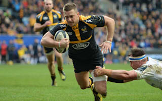 Seven-try Wasps thump Leinster to top pool