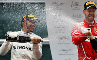 Vying with Vettel igniting Hamilton's passion more than Rosberg rivalry