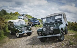 Land Rover launches heritage driving experience