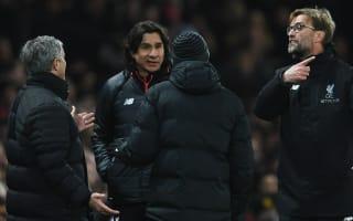 Mourinho explains Klopp confrontation