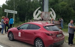 Russian Despatches: The crazy drivers