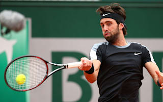 Basilashvili breaks new ground in Kitzbuhel, Lopez to face Brown