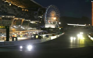 Audi takes the lead at Le Mans