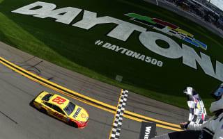 Logano takes Clash at Daytona victory in crazy finish