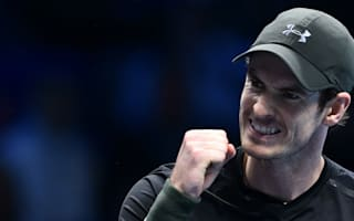 BREAKING NEWS: Murray wins World Tour Finals to end 2016 as number one