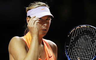 Sharapova back in at number 262