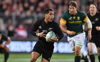 All Blacks suspend Aaron Smith after airport incident