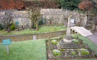 Model village in the Cotwolds gets listed status