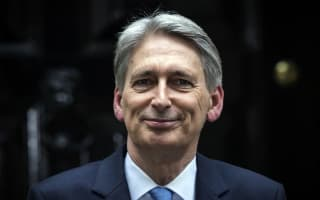 Hammond says Britain to reset fiscal policy in strongest hint to change