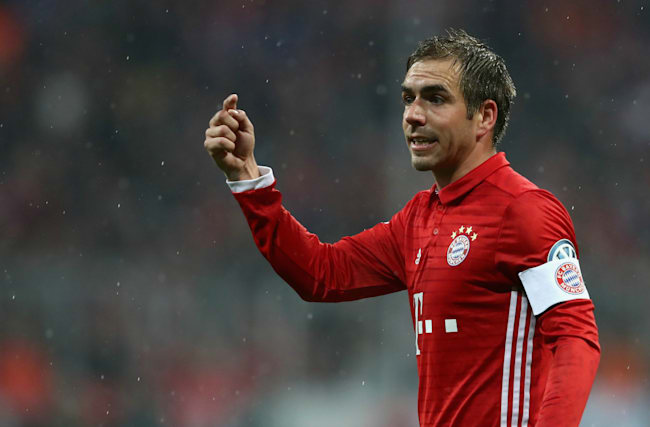 Retiring Lahm wants to have fun in final weeks of career
