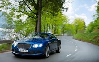 Fastest production Bentley ever