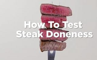 How to tell if your steak is done
