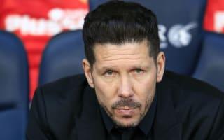Filipe Luis, Godin not to blame for Barca loss - Simeone