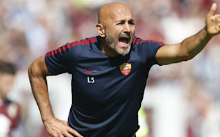 Spalletti wants winning mentality to continue for Roma
