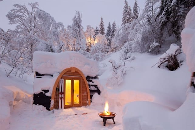 Dreaming of a white Christmas? Here's where to go
