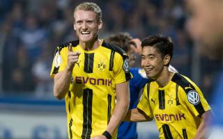 Defiant Dortmund emerge from transfer trials in fighting shape