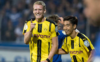 Eintracht Trier 0 Borussia Dortmund 3: Kagawa at the double as Tuchel's men stroll