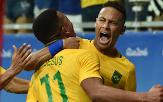 Rio 2016: Brazil find form as Mexico, Argentina bow out