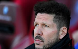 Simeone warns Atleti the margin for error is decreasing