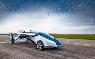 Clever flying car could signal an end to traffic jams