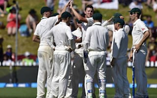 Australia remain in control against New Zealand
