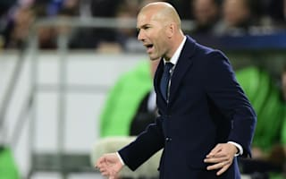 Real Madrid playing for our season against Wolfsburg, says Zidane