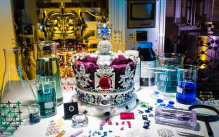 Scientists grow replica of crown jewels