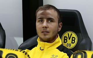 Gotze to miss Dortmund's DFB-Pokal outing, Reus return delayed