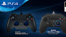 Los nuevos mandos compatibles para PS4 se parecen a los de Xbox One