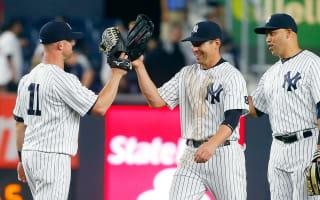 Ellsbury inspires Yankees, Mercer homers for Pirates