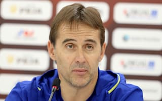 New Spain faces have chance to impress - Lopetegui