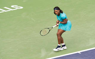 Williams sees off Putintseva at Indian Wells