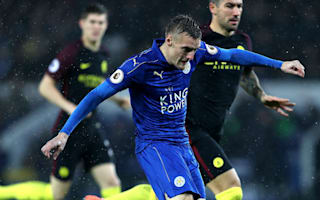 FACT: Vardy ends drought as Man City make worst start in 10 years