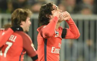 Is Zlatan next? Cavani equals Pauleta's PSG scoring record