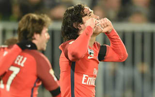 Is Zlatan next? Cavani equals Pauleta's PSG scoring record