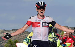 Frank climbs to stage 17 Vuelta triumph