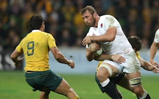 Jones praises Robshaw's character after losing England captaincy