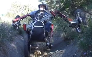 Video: Swincar - The ultimate off-roader?