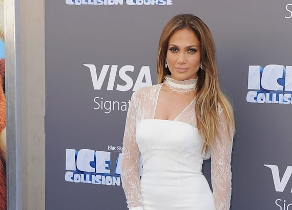 J.Lo celebrates b-day with Kim K. and Calvin Harris