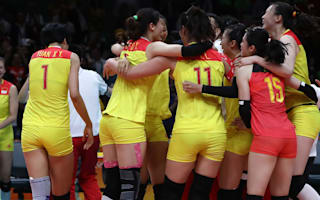 Rio 2016: More volleyball gold for China