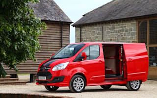 Road test: Ford Transit Custom Sport Van