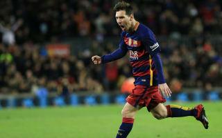 Puyol: Ballon d'Or favourite Messi still improving
