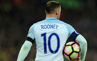 'Off-duty' Rooney chose to celebrate England's victory