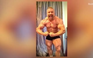 Mr. Universe reveals his shocking diet secret behind ripped body