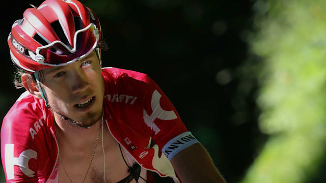 Gougeard leads early in Tour de France mountain time trial