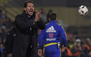 Atletico still uncomfortable - Simeone