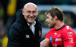 Halfpenny set for Toulon stay