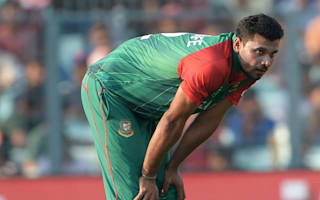 Mashrafe suspended from one ODI for slow over-rate
