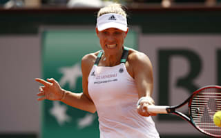 Kerber relieved to be leaving clay behind